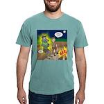 Werewolf Campfire Mens Comfort Colors® Shirt