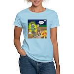 Werewolf Campfire Women's Classic T-Shirt