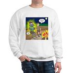 Werewolf Campfire Sweatshirt