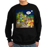 Werewolf Campfire Sweatshirt (dark)