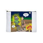 Werewolf Campfire Makeup Bag
