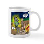 Werewolf Campfire 11 oz Ceramic Mug