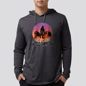 Perfect for person who love ad Long Sleeve T-Shirt