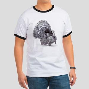 wild turkey Tom T-Shirt