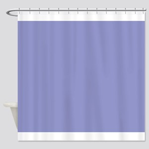 Violet Tulip Periwinkle 9295ca 26x2 Shower Curtain