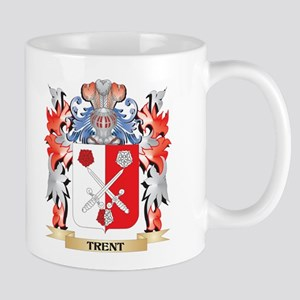 Trent Coat of Arms - Family Crest Mugs