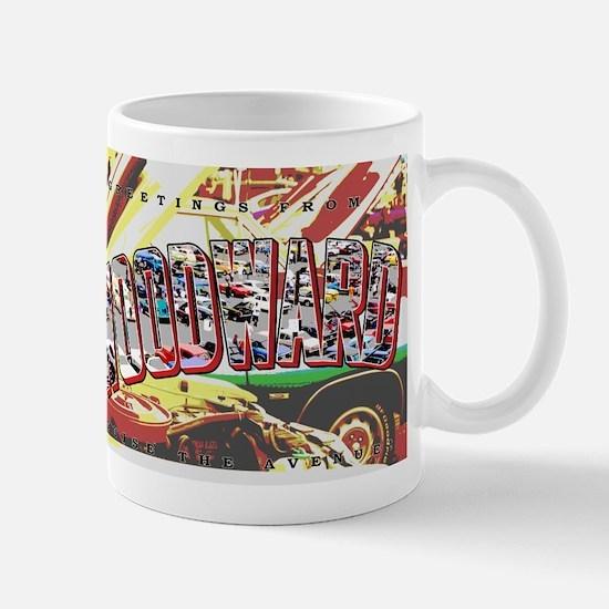 Woodward Ave Mug