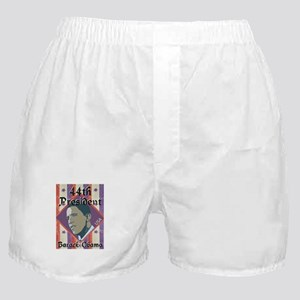 OBAMA SHOPS: Boxer Shorts