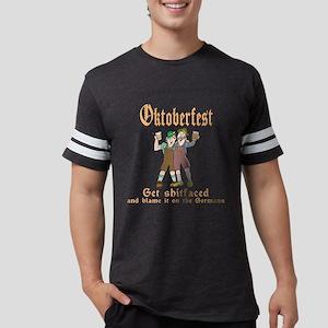 Funny Oktoberfest Black T-Shirt T-Shirt