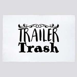 Trailer Trash 4' x 6' Rug