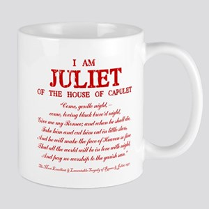 Juliet (red) Mugs