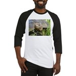 Galapagos Islands Turtle Baseball Jersey