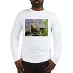 Galapagos Islands Turtle Long Sleeve T-Shirt