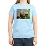 Galapagos Islands Turtle Women's Pink T-Shirt