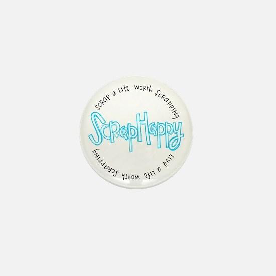 ScrapHappy - Mini Button