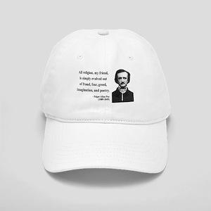 Edgar Allan Poe 15 Cap