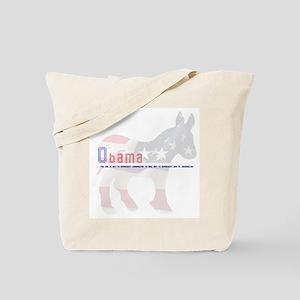 Representing the People to Washington Tote Bag