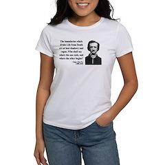 Edgar Allan Poe 16 Women's T-Shirt