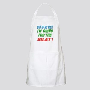 I Am Going For The Silat Light Apron