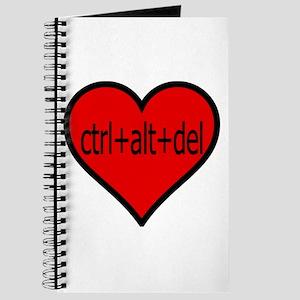 CTRL+ALT+DEL Heart Journal