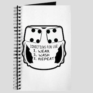 Wear, Wash, Repeat... Journal