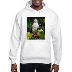Galapagos Islands Red Footed Hooded Sweatshirt