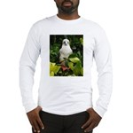 Galapagos Islands Red Footed Long Sleeve T-Shirt
