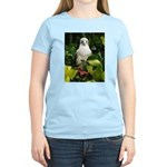 Galapagos Islands Red Footed Women's Pink T-Shirt