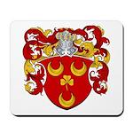 Van Der Bol Coat of Arms Mousepad