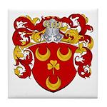 Van Der Bol Coat of Arms Tile Coaster