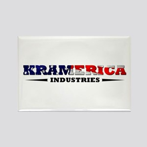 KRAMERICA INDUSTRIES Rectangle Fridge Magnet