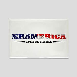 KRAMERICA INDUSTRIES Rectangle Fridge Magnet