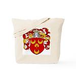 Van Der Bol Coat of Arms Tote Bag
