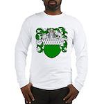 Van Der Donk Coat of Arms Long Sleeve T-Shirt