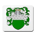 Van Der Donk Coat of Arms Mousepad