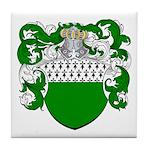 Van Der Donk Coat of Arms Tile Coaster
