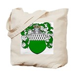 Van Der Donk Coat of Arms Tote Bag