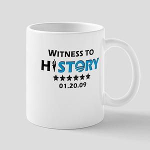 Witness to HIStory Mug