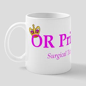 OR Princess ST Mug