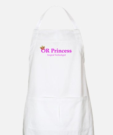 OR Princess ST BBQ Apron