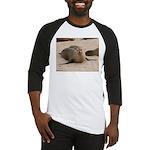 Galapagos Islands Sea Lion Baseball Jersey
