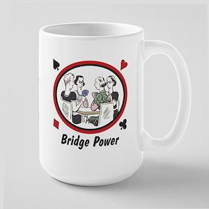 Bridge Power Large Mug