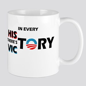 In Every History There's Vict Mug