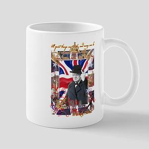 Winston Churchill Mug