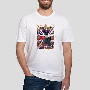 Winston Churchill Fitted T-Shirt