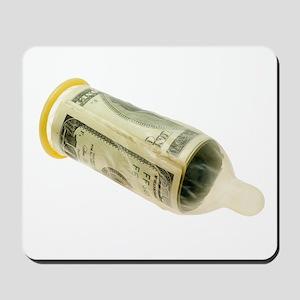 Sex for money Mousepad