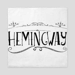Hemingway Queen Duvet