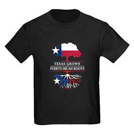 Texan Grown with Puerto Rican Roots T-Shirt