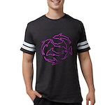 Minimal Shark Swimming School T-Shirt