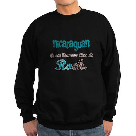 Nicaraguan Rock Sweatshirt (dark)
